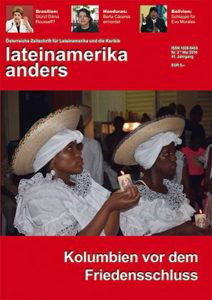 lateinamerika anders Nr. 2* Mai 2016