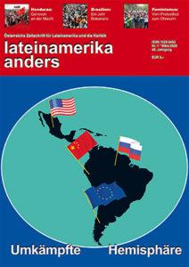 lateinamerika anders Nr. 1* März 2020